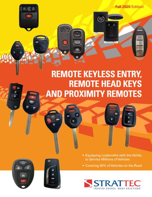 Remote Keyless Entry PDF