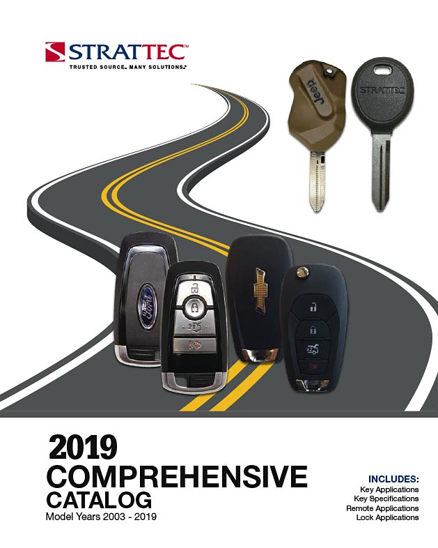 2019 Comprehensive Catalog